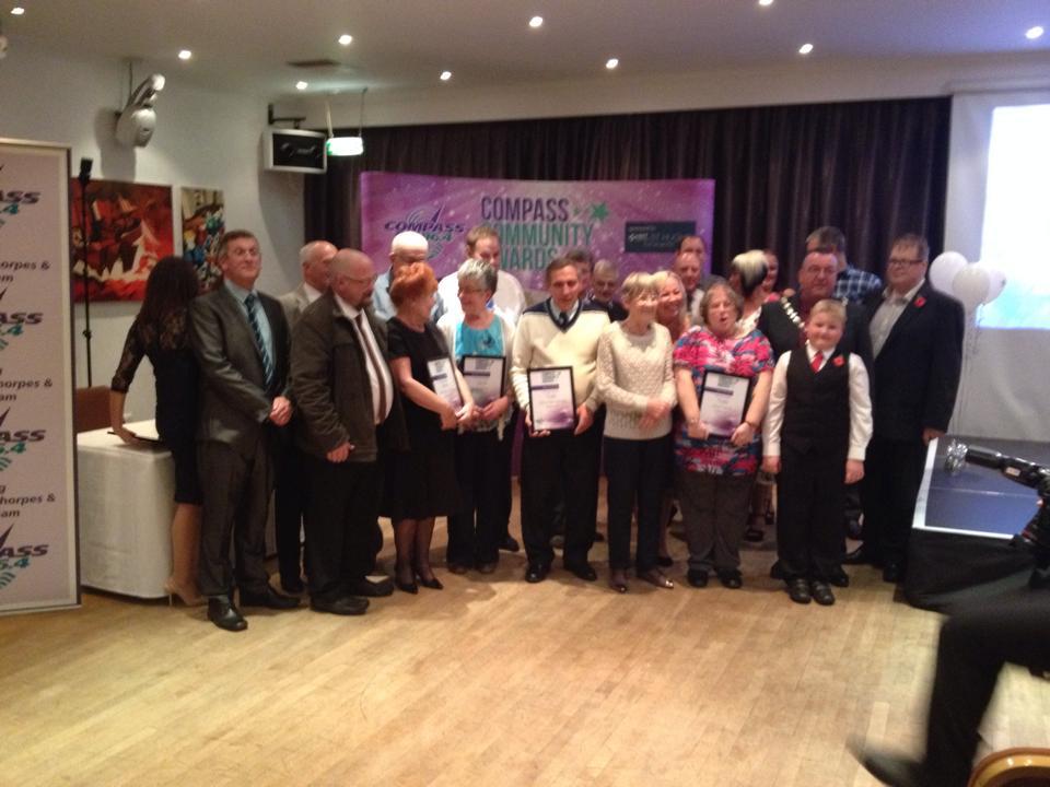 Compass FM Awards October 2014
