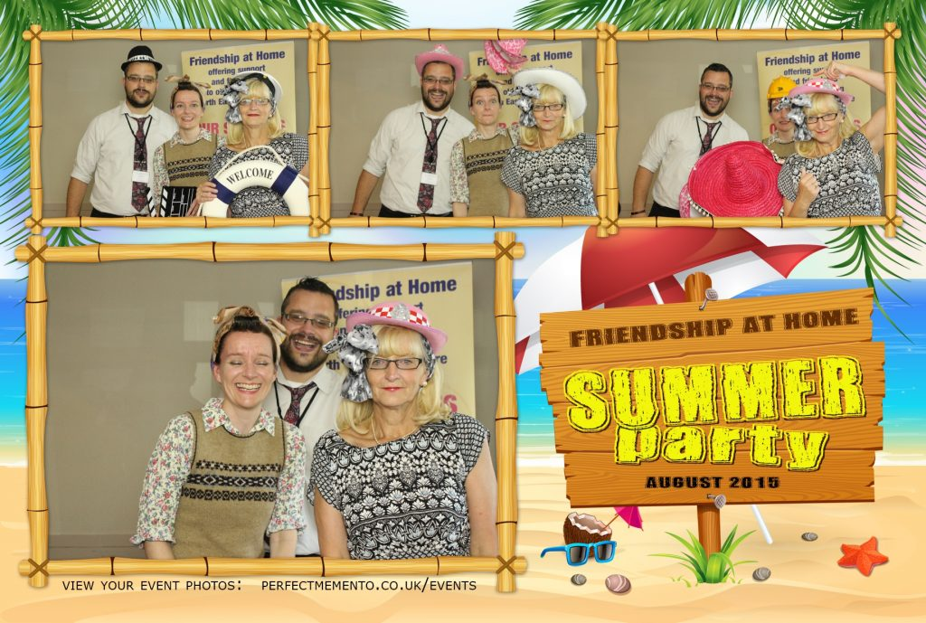 Summer Party 19 August 2015