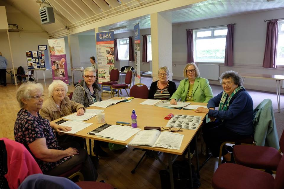 Friendship at Home's AGM 18th May 2016