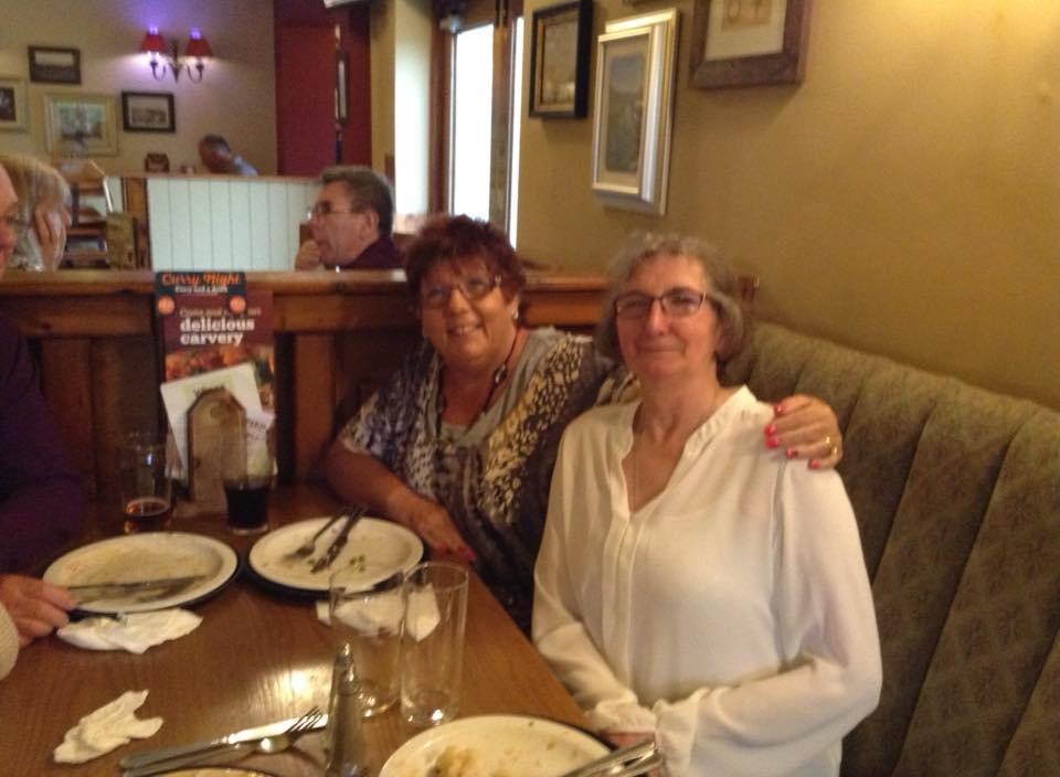 Volunteers Meal 01 June 2016
