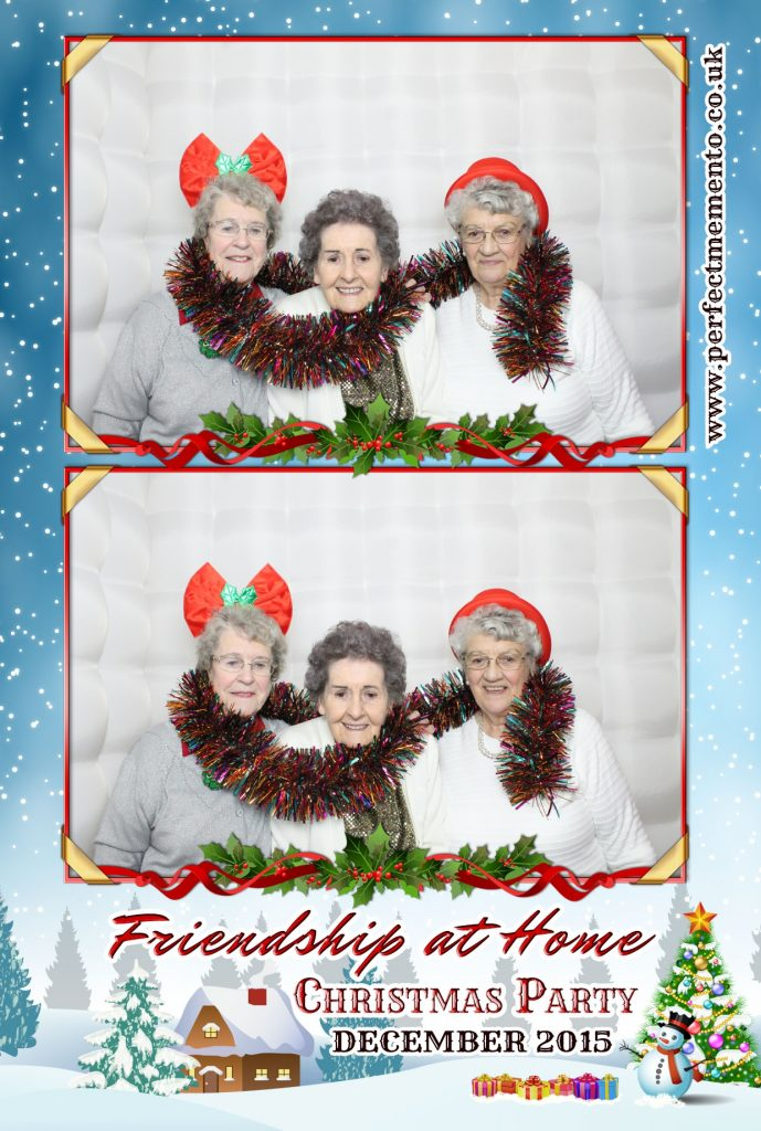 Christmas Party December 2015