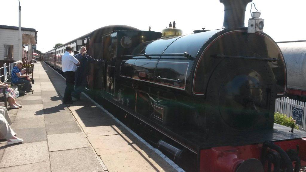 Ludborough Steam Train Day Out